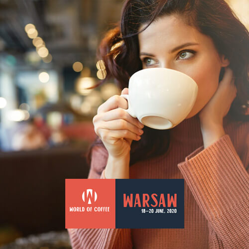 World of Coffee Warsaw