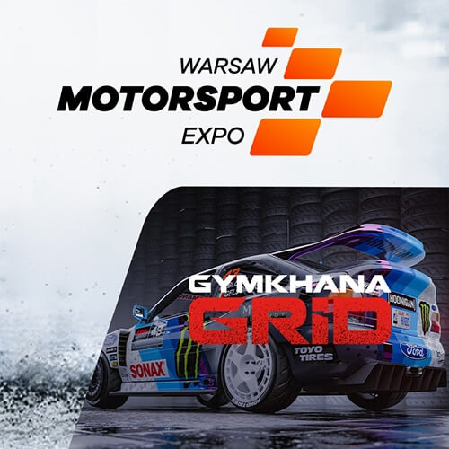 Warsaw Motorsport Expo / Gymkhana GRiD