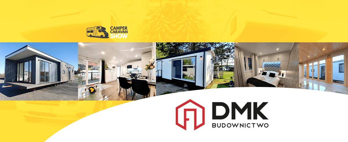 DMK budownictwo wystawcą Camper&Caravan Show 2020.