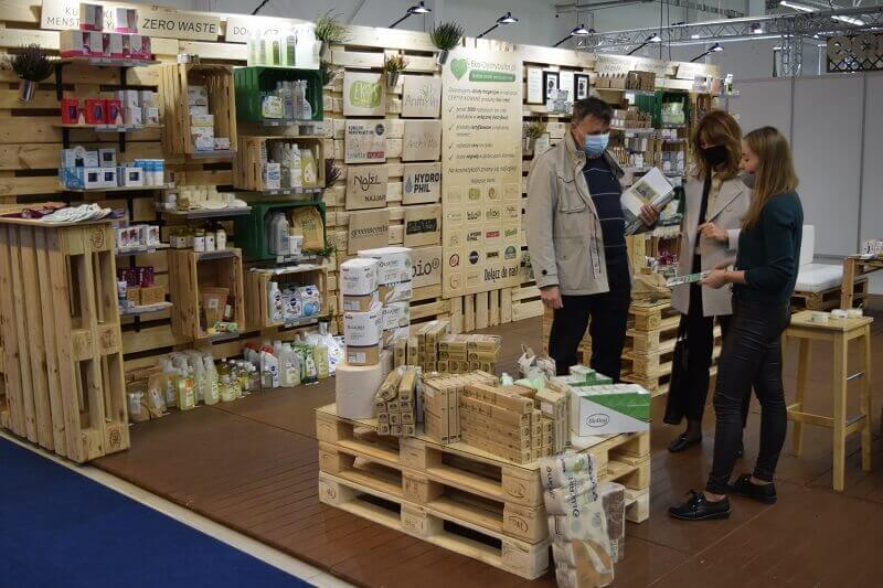 bogata oferta produktów ekologicznych podczas BIOEXPO Warsaw 2020