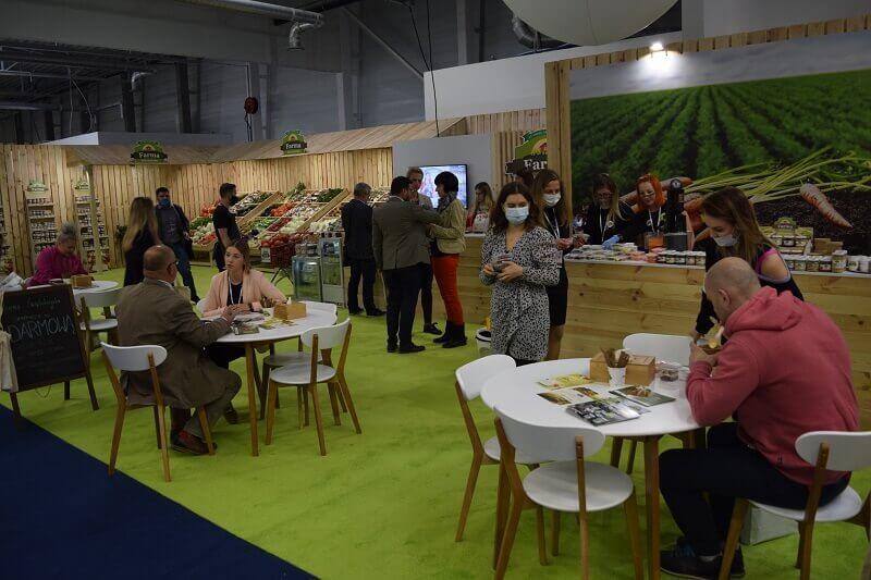 Farma Świętokrzyska podczas targów BIOEXPO Warsaw 2020. Organic Food