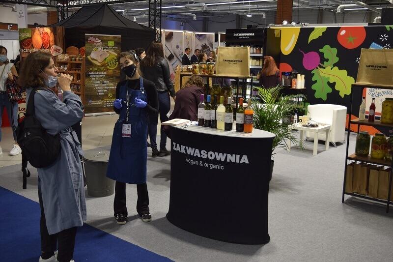 Zakwasownia podczas BIOEXPO Warsaw 2020