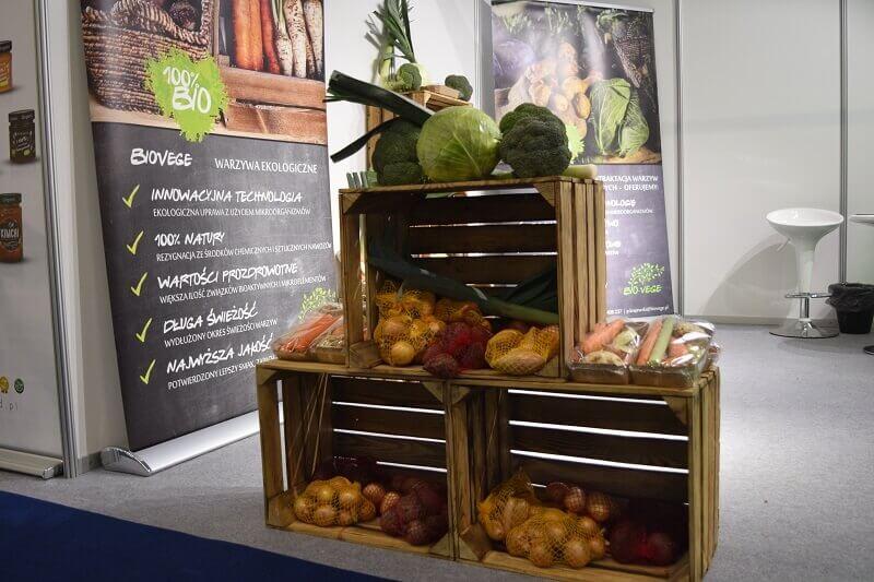 100% BIO, Ekologiczne warzywa na targach BIOEXPO Warsaw 2020