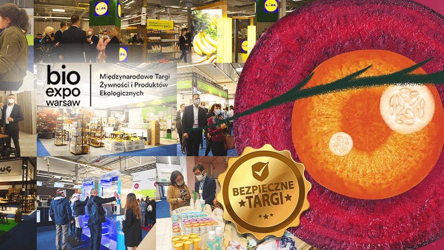 Międzynarodowe Targi Żywności i Produktów Ekologicznych BIOEXPO Warsaw 2020