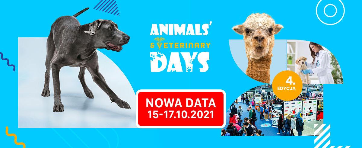 Animals' & Veterinary Days – trwają przygotowania!