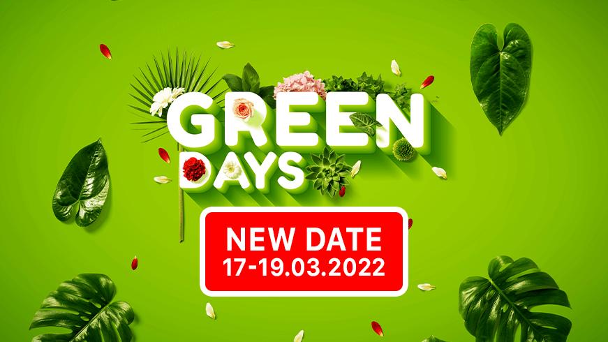 targi Ptak Warsaw Expo green days
