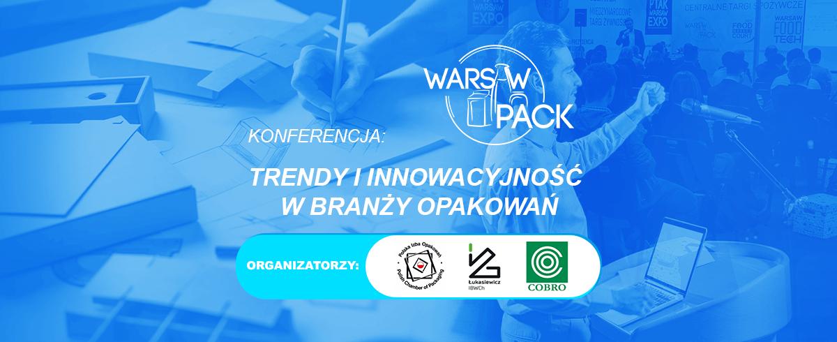 Konferencja podczas Warsaw Pack