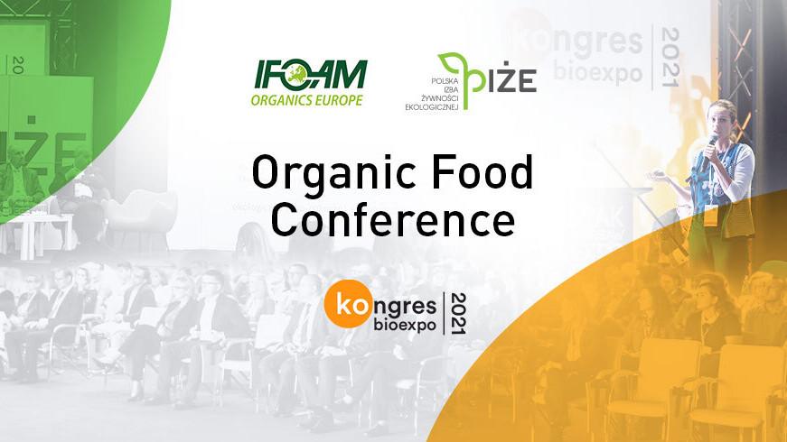 konferencja żywność produkty bio