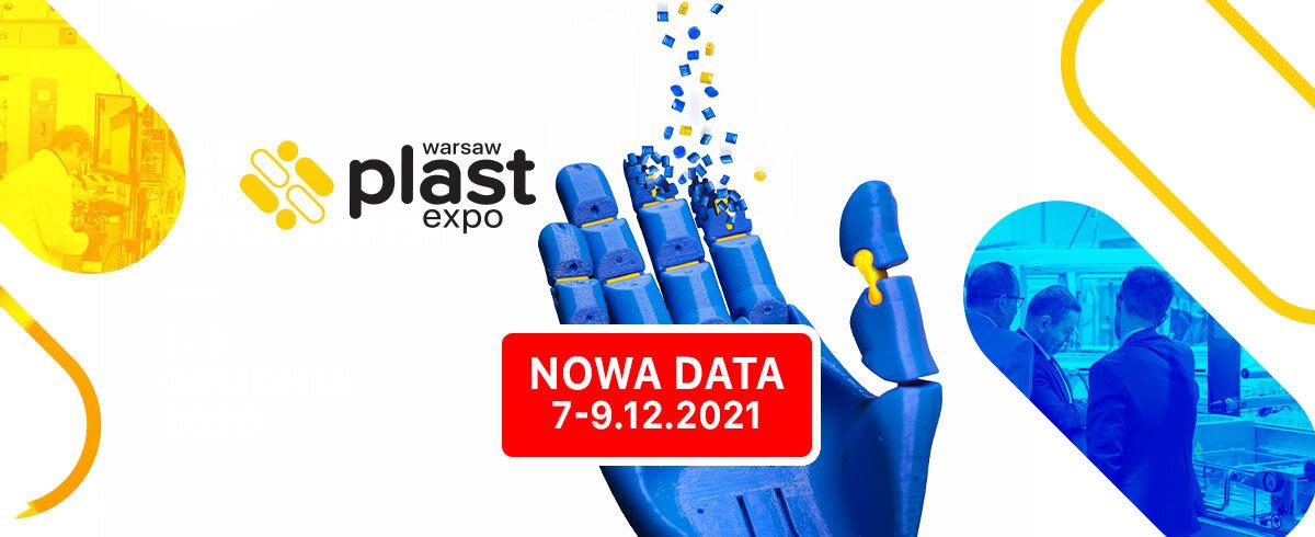 Warsaw Plast Expo z nową datą
