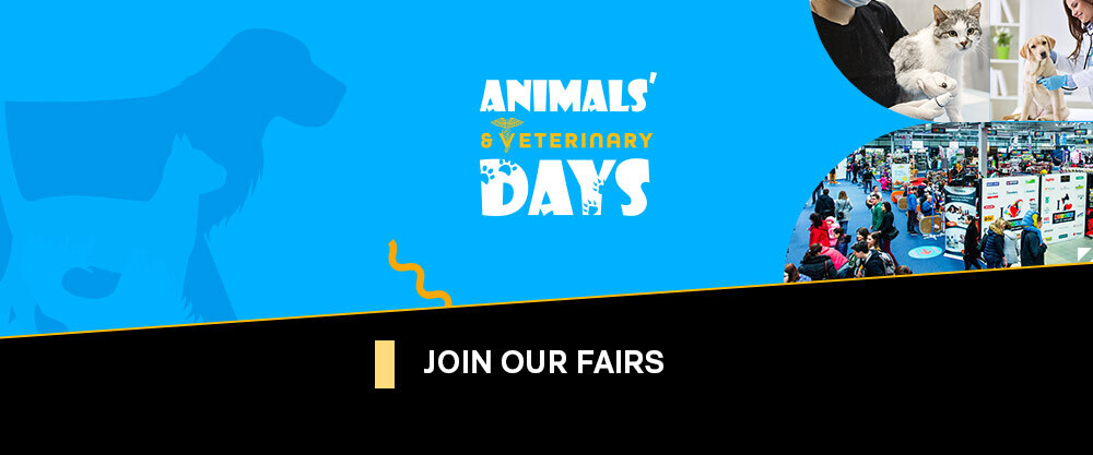 Visit Animals' & Veterinary Days trade show