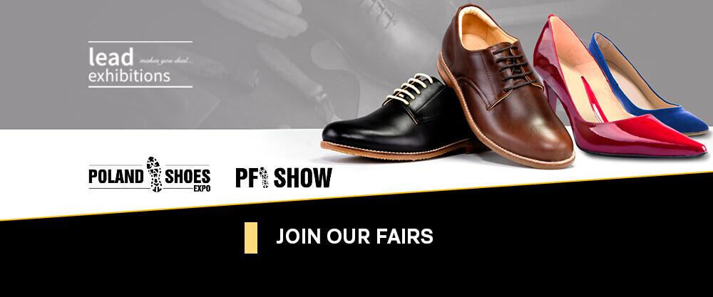 2 footwear industry fairs in Poland